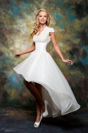Сватбена рокля модел 1512