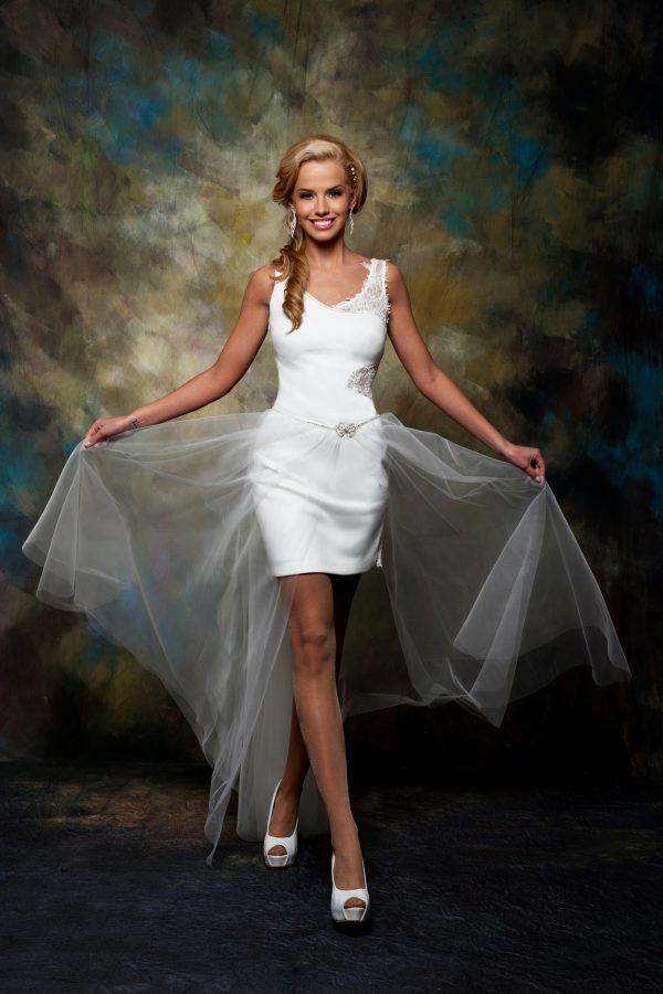 Сватбена рокля модел 1513