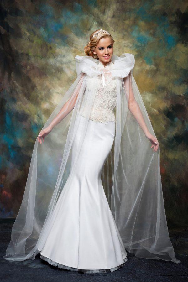 Сватбена рокля модел 1514