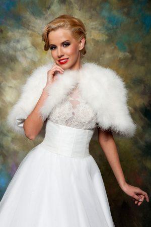 Сватбена рокля модел 1516