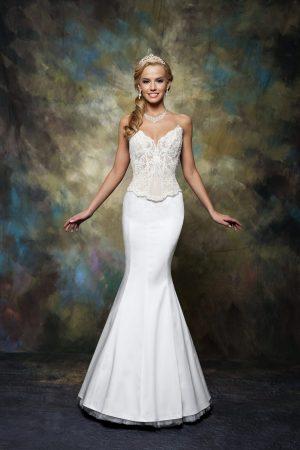 Сватбена рокля модел 1517