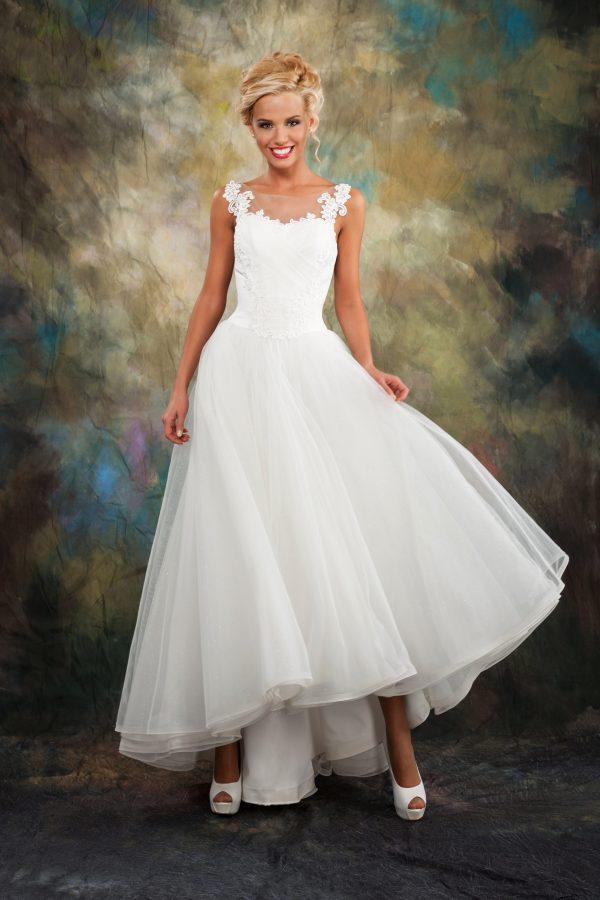 Сватбена рокля Модел 1601
