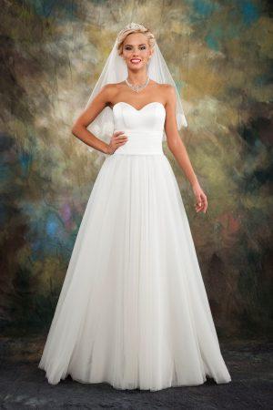 Сватбена рокля Модел 1602