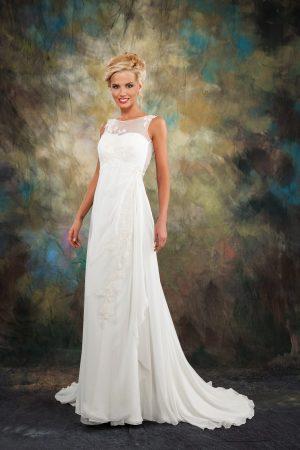 Сватбена рокля Модел 1610