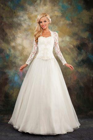 Сватбена рокля Модел 1611