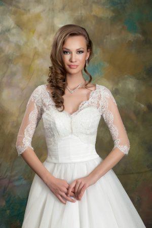 Сватбена рокля Модел 1702