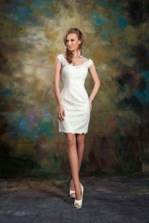 Сватбена рокля Модел 1704