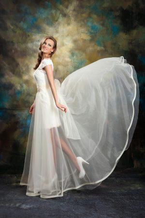 Сватбена рокля Модел 1706