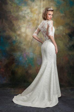 Сватбена рокля Модел 1707