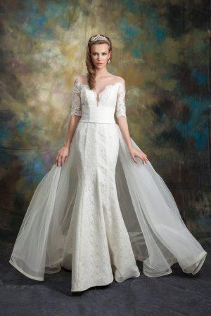Сватбена рокля Модел 1708