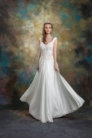 Сватбена рокля Модел 1710