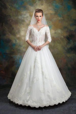 Сватбена рокля Модел 1717