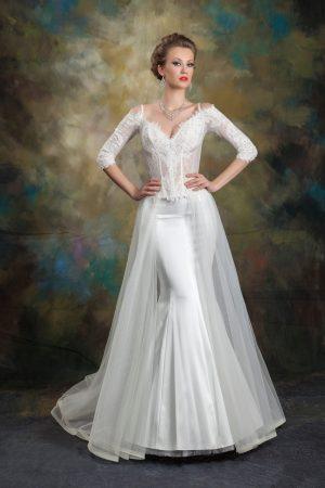 Сватбена рокля Модел 1718