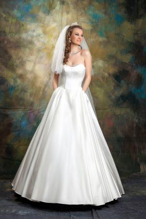 Сватбена рокля Модел 1719